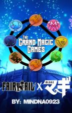 Grand Magic Games: Fairy Tail X Magi Crossover by Midna0923