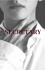SECRETARY (VKOOK) by GucciHolyWater