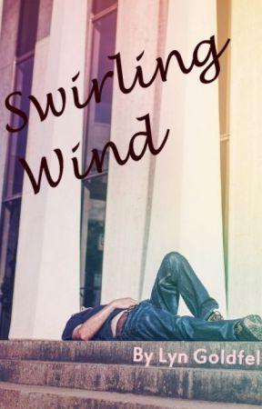 Swirling Wind by LynGoldfeld