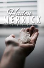 Haden Merrick by athrhteera