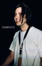 THIRTEEN // Jayden Seeley by jayrassicparkxx