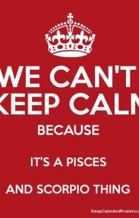 Pisces x Scorpio by GalaxyGirl17603