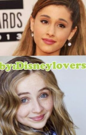 Adopted by Ariana Grande by Disneylovers