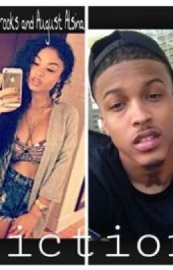 India Westbrooks and August Alsina Fiction