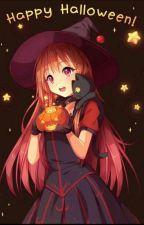 A bruxinha travessa {Um Conto De Halloween}  by BrunaTheFox