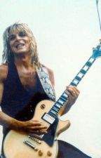 The After Party // Randy Rhoads  by waycoolash