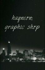 Hayneon; Graphic Shop by Hoenyny