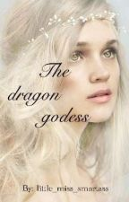 The dragon godess by little_miss_smartass