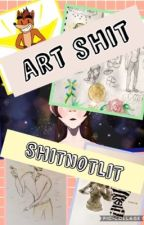 Art book (2018) by shitlytrash