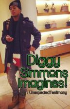 Diggy Simmons Imagines! by UnexpectedTestimony