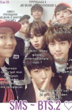 SMS ~ BTS.2♡ by Lau-95