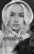 emilia • sweet pea by burymepls