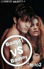 Badgirl vs. Badboy by cm11022