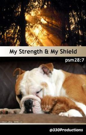 My Strength & My Shield / psm28:7 by 330ProductionsInc