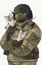 Rainbow Six Siege X Reader by donttodo