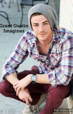 Grant Gustin imagines by JosieMad