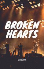 Broken Hearts by divia3