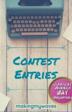 Contest Entries by makingmywaves