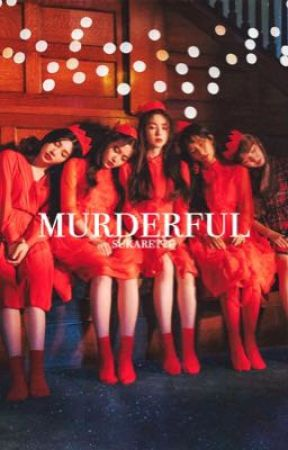 murderful: red velvet chatroom  by sukarette