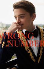 Noah Schnapp- wrong number by violetteschnapp