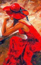 La Leyenda De La Dama De Rojo by braulio0401