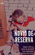 Novio de reserva ⇝ vh by hsxth_