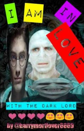 i am in love with the dark lord // harrymort by awkward_exe