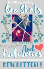 Avengers One Shots and Preferences (REWRITING) by Hiddles_Ackles