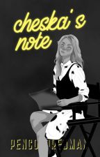 Cheska's Note [COMPLETED] by pencoloredman