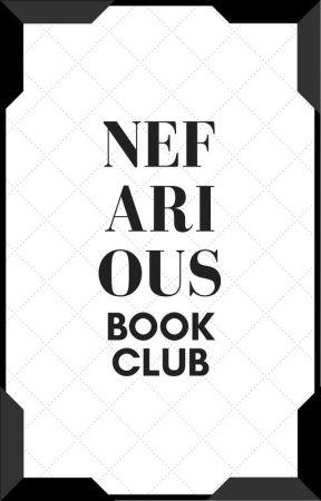 nefarious book club sign up sheet wattpad
