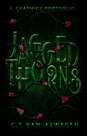 Jagged Thorns (A Graphic Portfolio) by -Razzle-
