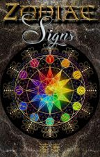 Zodiac Signs by shezmytype