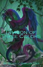 Dragon of Three Colors by ScarletSakuraTree
