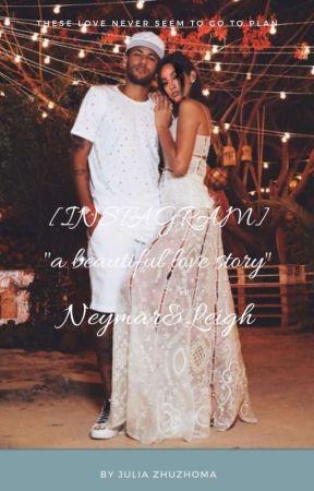 [ INSTAGRAM ] Neymar Jr & Leigh-Anne Pinnock by _julialuli_1d_