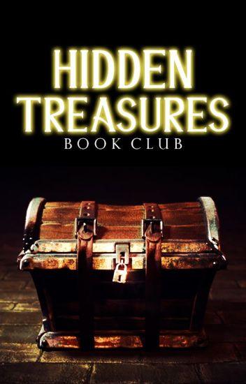 Hidden Treasures Book Club [APPLICATIONS CLOSED!]