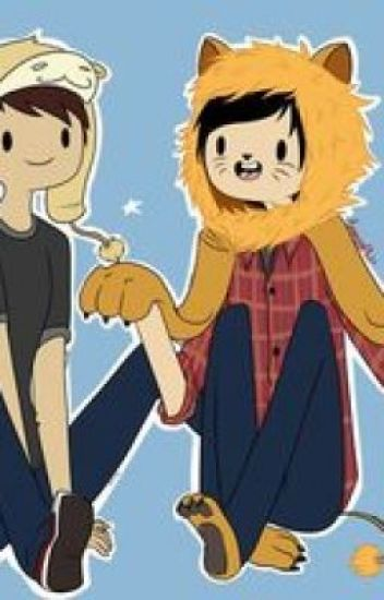 Hold me tight   Phil x Neko!Dan fluff Phanfiction