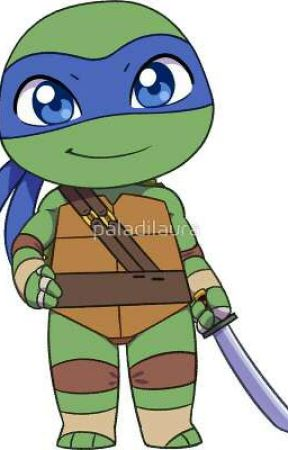 Tmnt Leo x Shy reader - Chapter 7 - Thinking of him