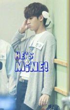 He's Mine! by taenaa_
