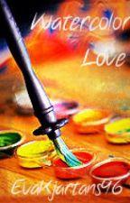 Watercolor Love by EvaKjartans96
