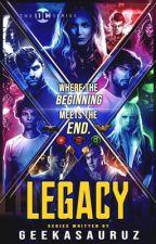 Legacy // Justice League by Geekasauruz