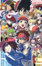 Pokemon Oneshots (Terrible) by Jackalight