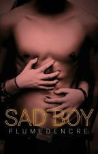 Sad Boy by plumedencre