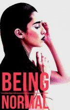 Being Normal |Camren G!P| by disagiataLJ