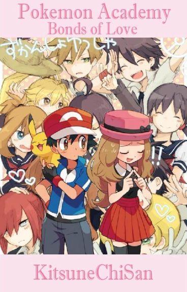 Pokemon Academy: Bonds of Love (Amourshipping)