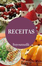 Receitas (Concluída) by itsyouzmalik