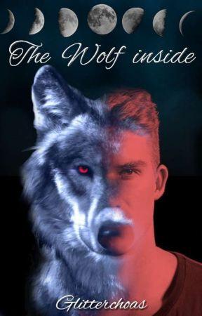The Wolf inside by Glitterchaos