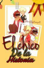 •El Chico De La Historia•   °KiriBaku° by xMorningBreezeX