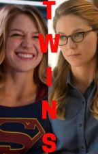 Twins - Supergirl AU by VY_Anti_Hero