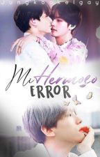 Mi Hermoso Error (Vkook/omegaverse) by amorvkook