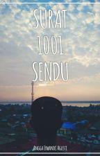 Surat 1001 sendu by AnggaXb
